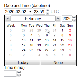 HTML5 Datetime input in Opera 10.53